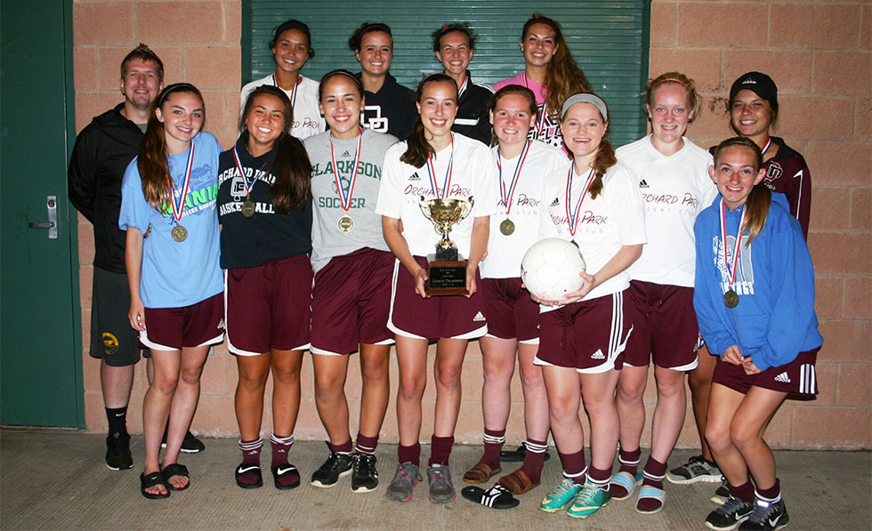 U17 Girls Select 96/97 Win 2014 Championship