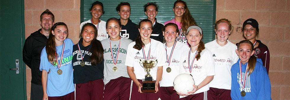 U17 Girls Select 96/97 Win 2014 Championship