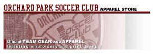 OP Soccer Club apparel store